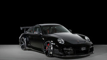 TechArt GTStreet R based on 2010 Porsche 911 Turbo Facelift 01.03.2010