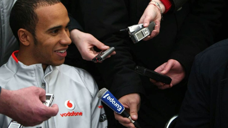 Hamilton resists calls for Sunday warm-up session