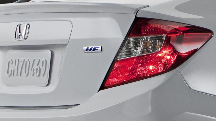 2012 Honda Civic gives New York déjà vu [video]