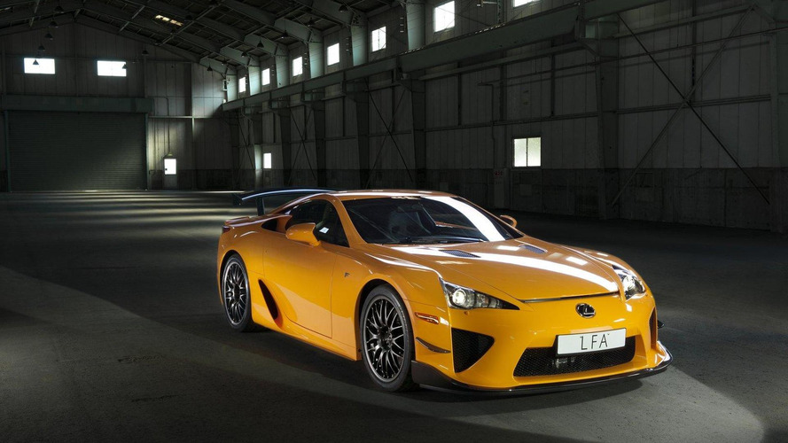Lexus LFA successor co-developed with BMW to cost around €217,000