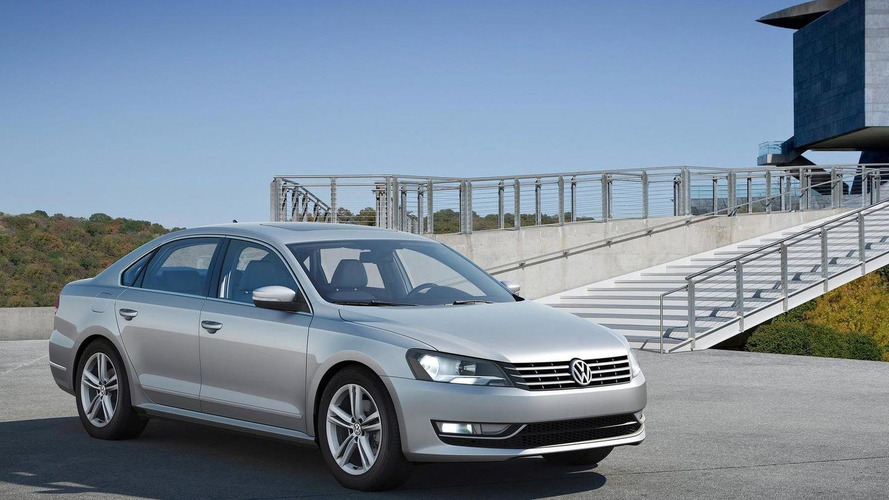 2014 Volkswagen Passat 1.8 TSI gets detailed & priced