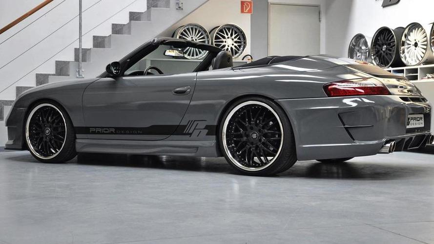 Prior Design releases Porsche 996 to 997 conversion