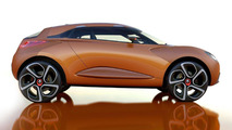 Renault Captur concept 10.02.2011
