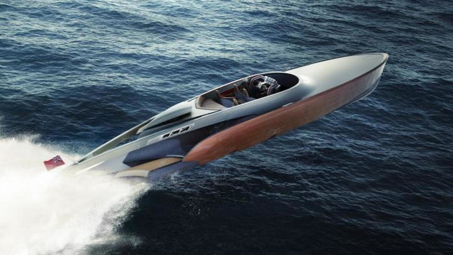 Rolls-Royce powered Aeroboat announced