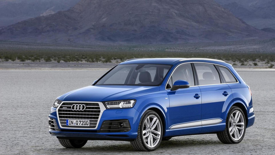 Audi to highlight their laser headlights & Q7 at CES