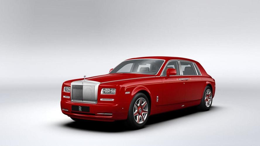 Rolls-Royce receives order for 30 bespoke Extended Wheelbase Phantoms