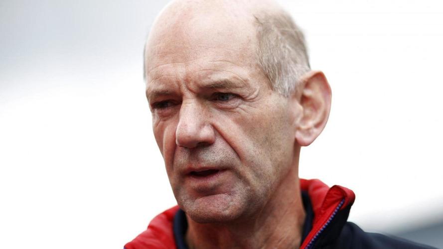 Red Bull won't replace me - Newey