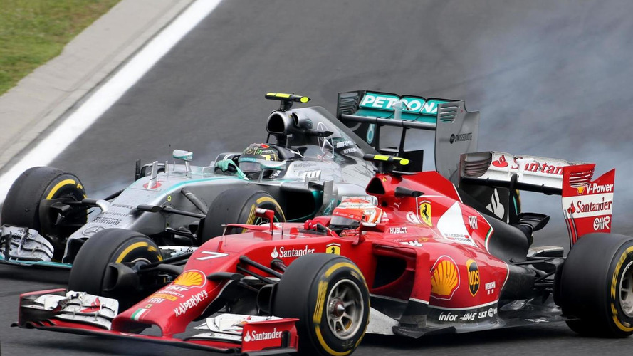 Ferrari doubts Mercedes can be caught by 2015