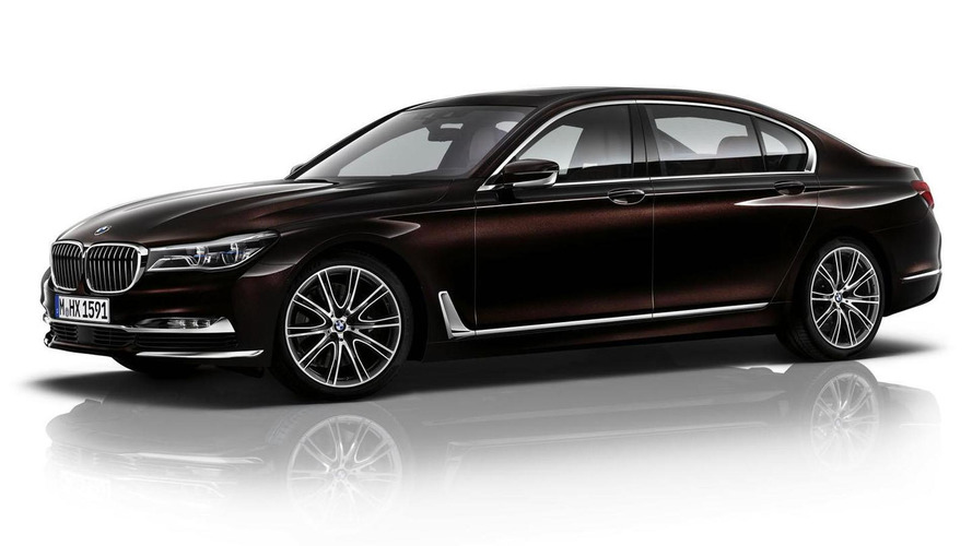 BMW 730Li heading to China with turbo 4-cylinder 2.0-liter engine