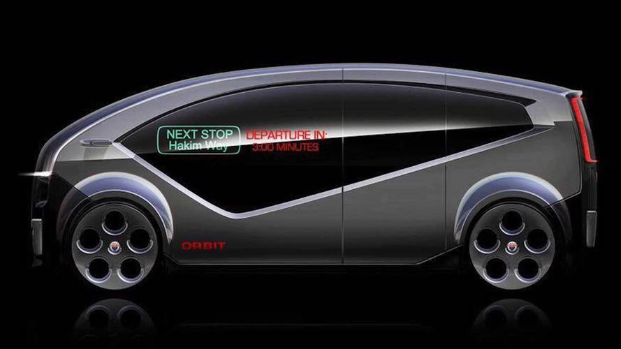 Fisker Orbit Autonomous Shuttle To Begin Deliveries Late in 2018