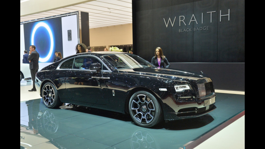Rolls-Royce al Salone di Ginevra 20917