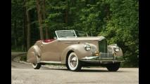 Packard Super Eight Darrin Convertible Victoria