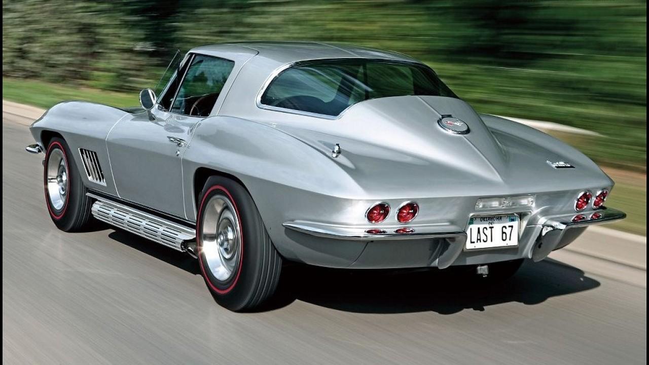 Chevrolet Corvette 427/435