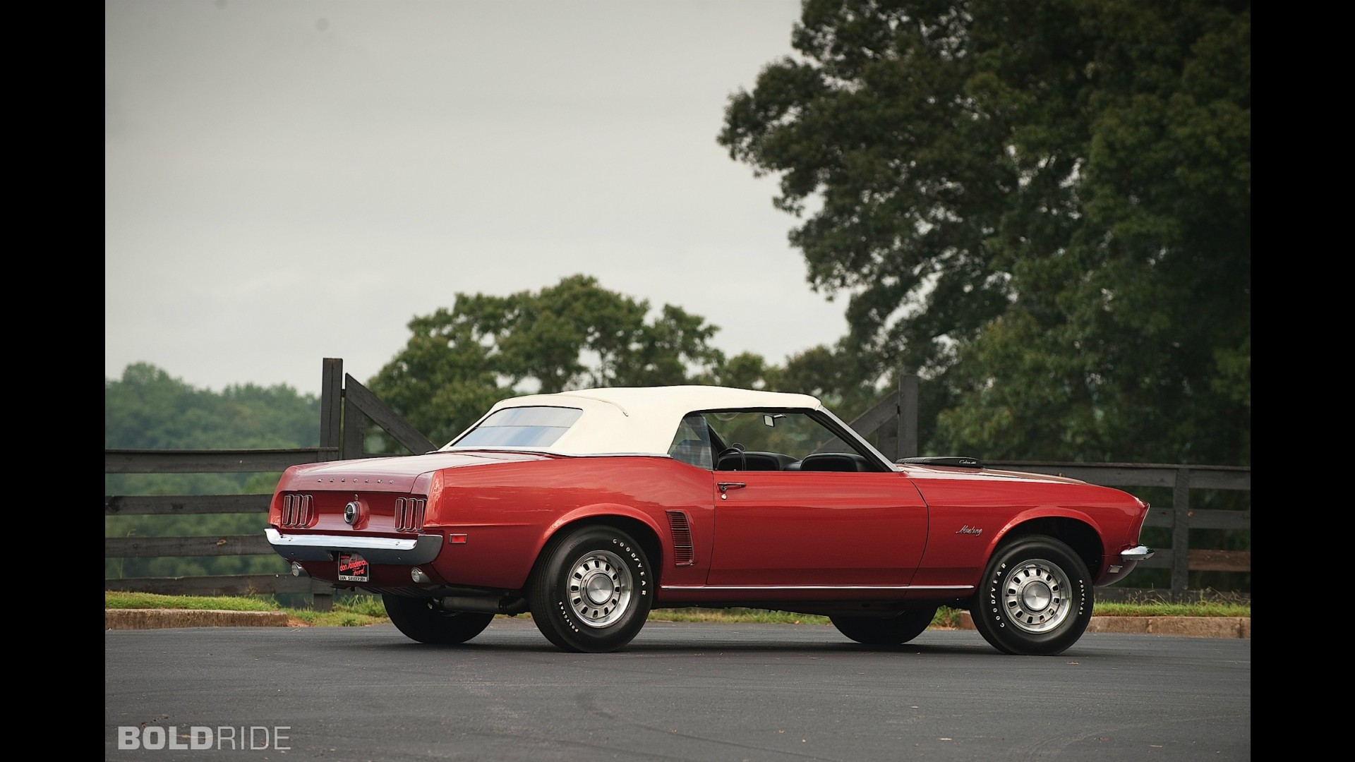 28 1969 Ford Mustang 428 Cj Convertible My Note Guess The Scoop Mach 1 Fastback Would Give It Way Otherwise