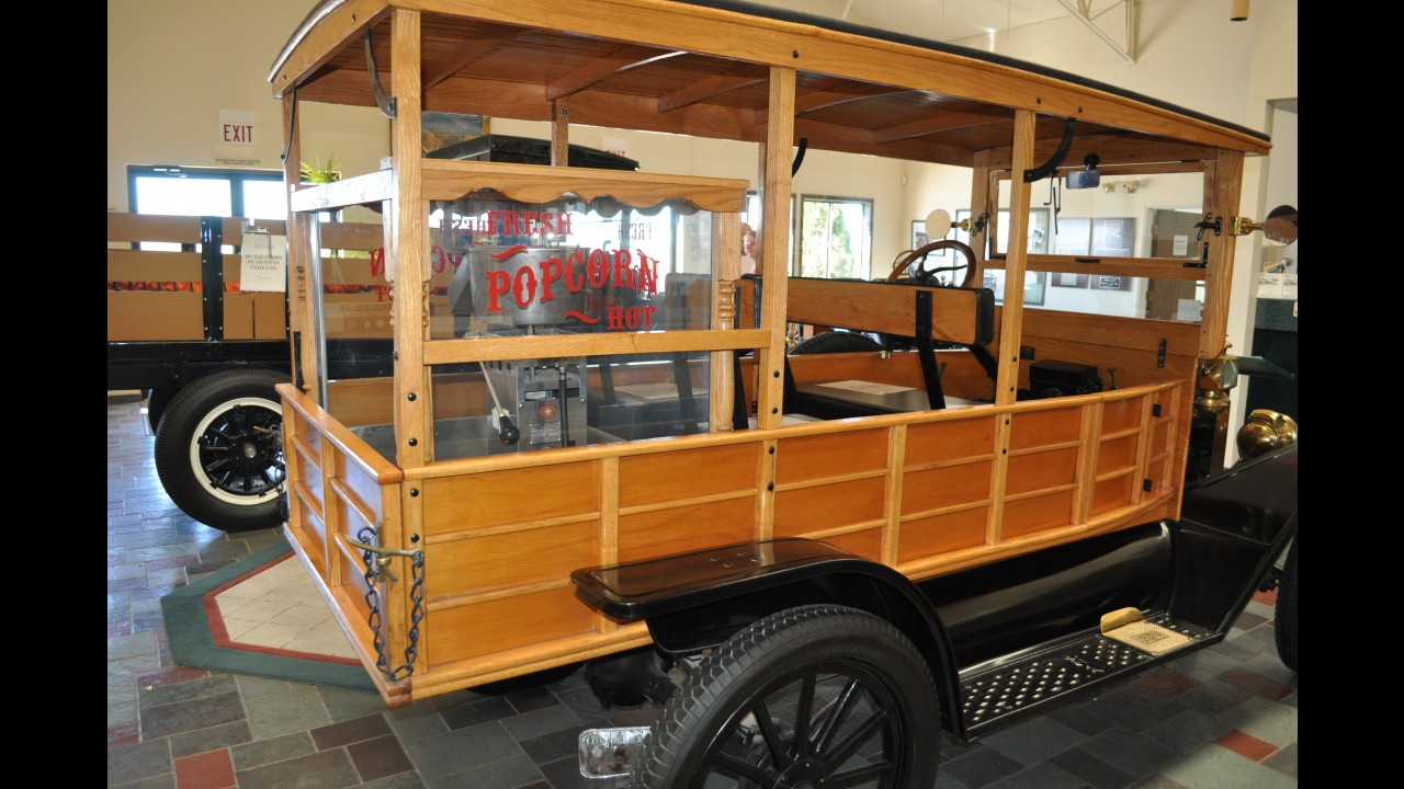 Ford Model T Depot Hack