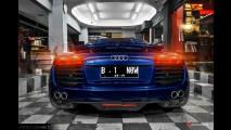 Concept Motorsports Audi R8