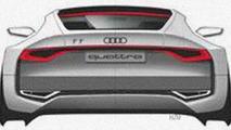 Audi TT concept sketch - 18.11.2011