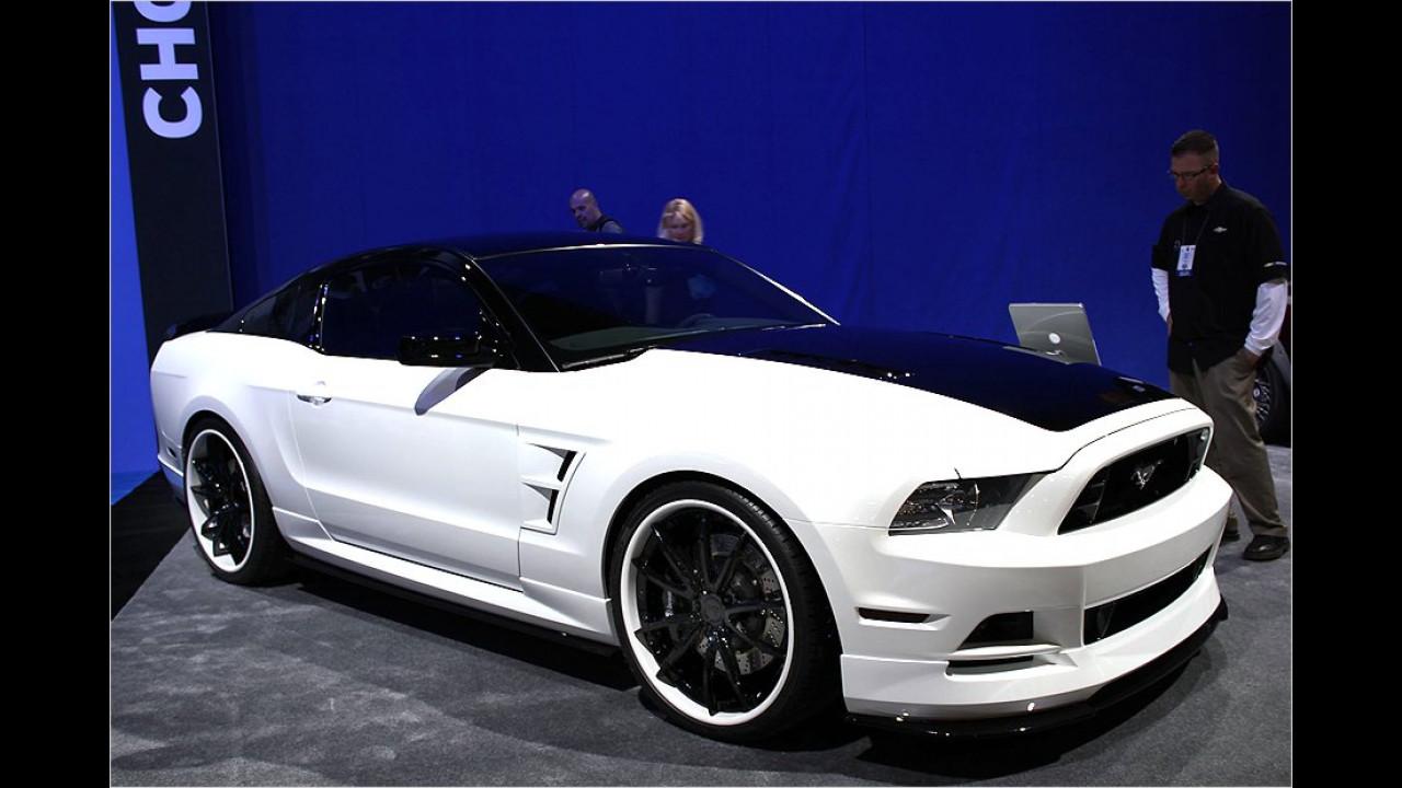Ford Mustang GT DSO Eyewear