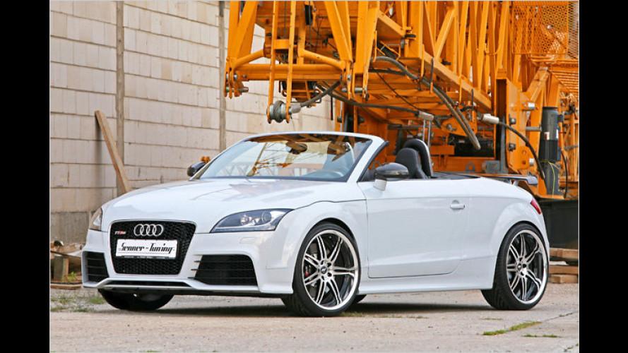 430 PS: Senner packt mehr Leistung in den Audi TT RS