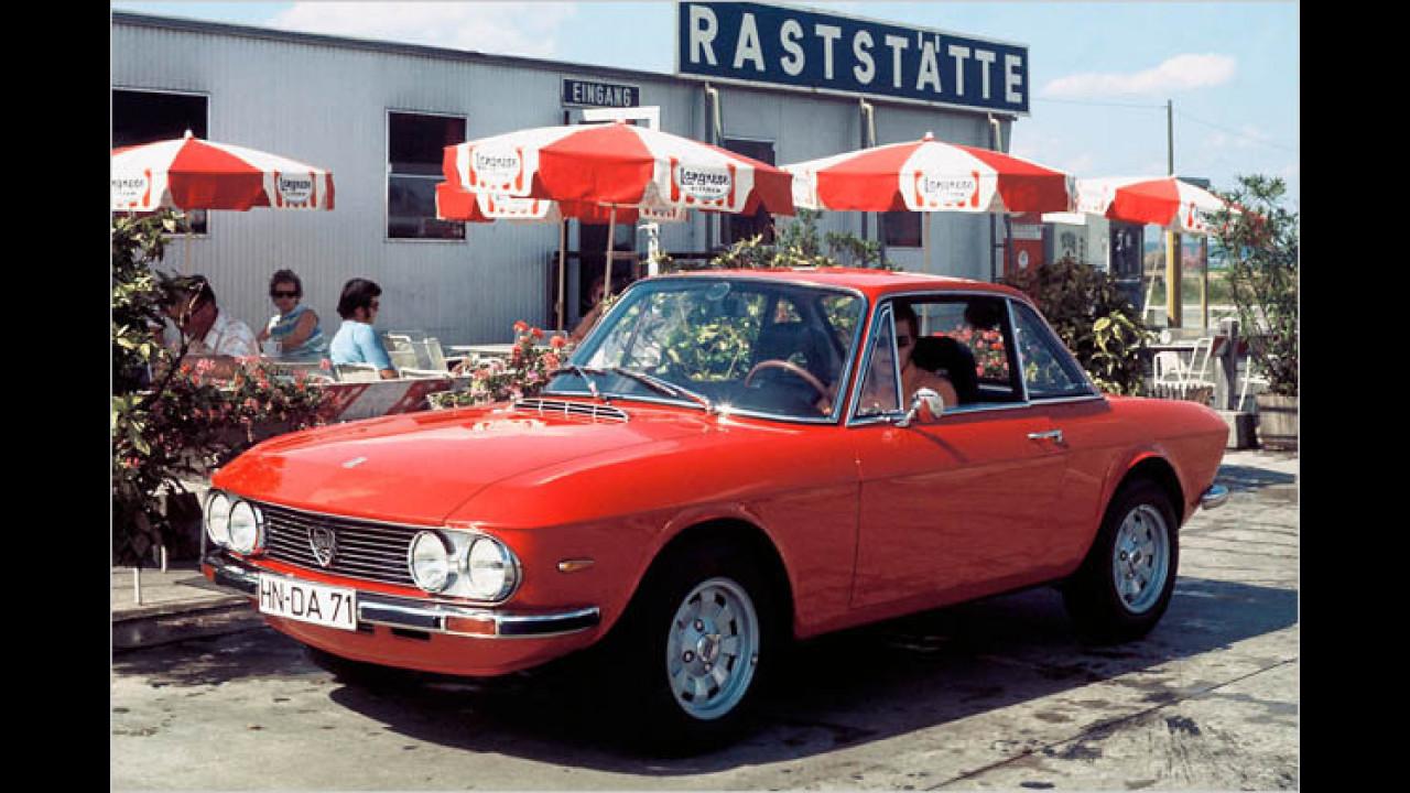Lancia Fulvia Coupé (1973)