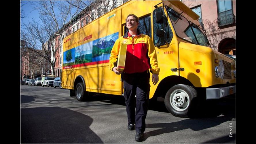 Deutsche Post rüstet in Manhattan auf
