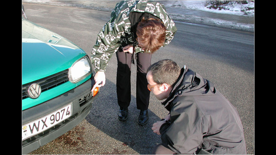 Urteil: Autokäufer haftet nicht für Unfall bei Probefahrt