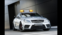 Mercedes C 63 AMG Coupé Black Series DTM safety car 2012