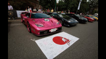 Lamborghini Tour 50esimo Anniversario, giorno 1