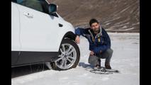 Come si prepara l'auto per viaggiare sulla neve