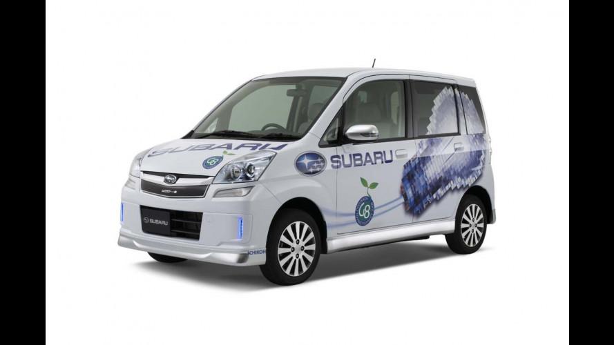 In Giappone la Subaru Stella elettrica costa 34.600 euro