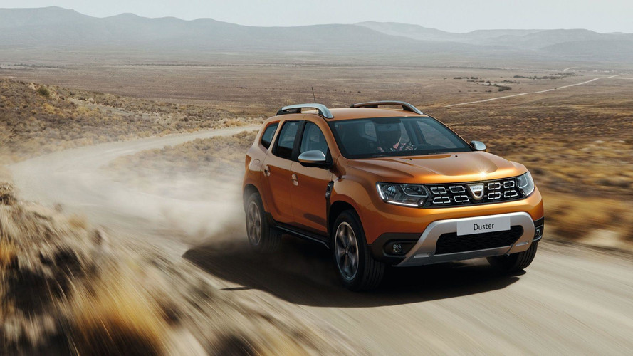 2018 Dacia Duster Revealed