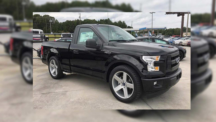 Georgia Ford Dealer Selling Modern-Day Ford F-150 Lightning Trucks
