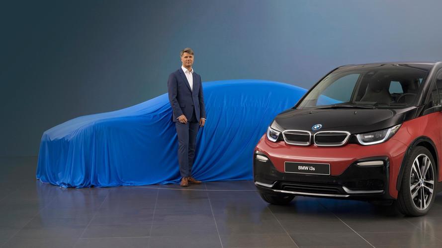BMW Frankfurt'ta i5'i mi tanıtacak?