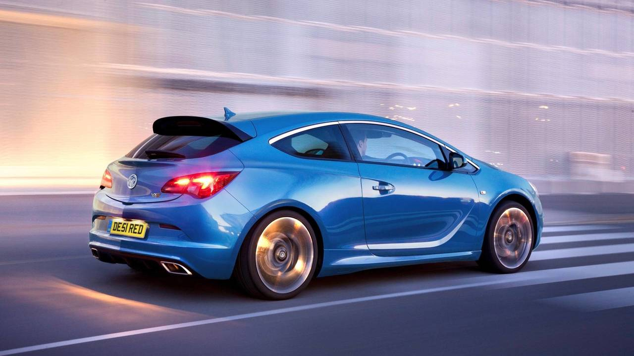 9 - Opel Astra OPC : 280 ch