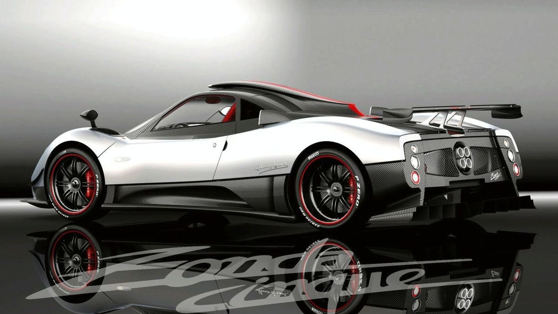 One-off Pagani Zonda F Cinque to Show in Geneva
