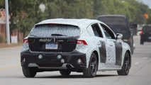 2019 Ford Focus Spy Shots