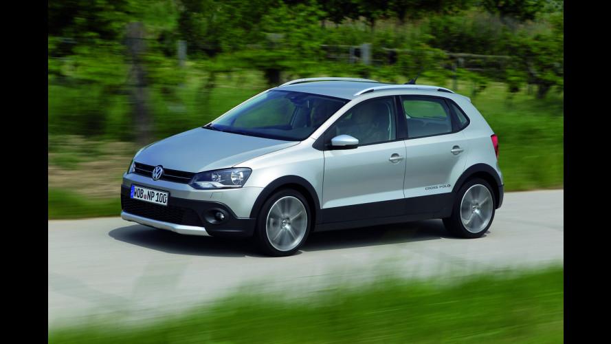 Nuova Volkswagen Cross Polo