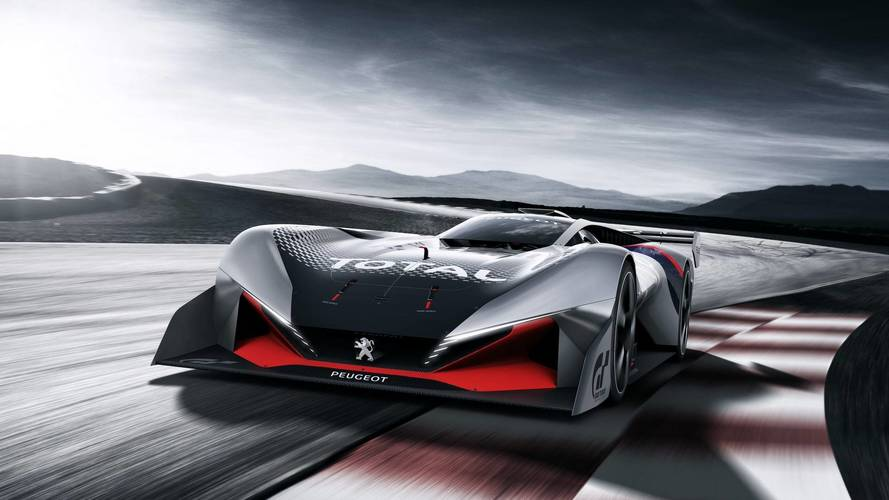 peugeot l750r hybrid vision gran turismo prenez le volant avec 750 ch. Black Bedroom Furniture Sets. Home Design Ideas