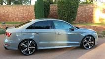 Essai Audi RS3 (2018)