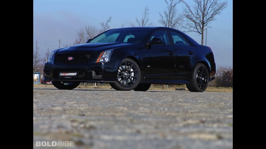 GeigerCars Cadillac CTS-V