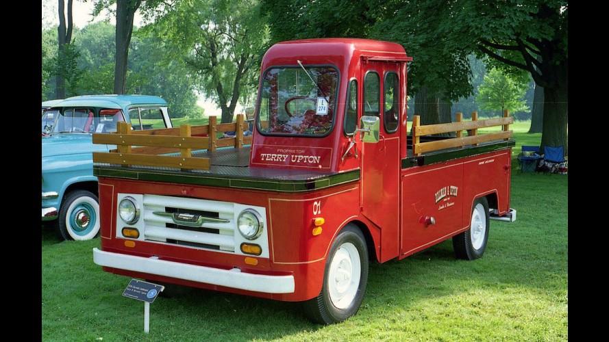 Chevrolet Lumberjack Truck