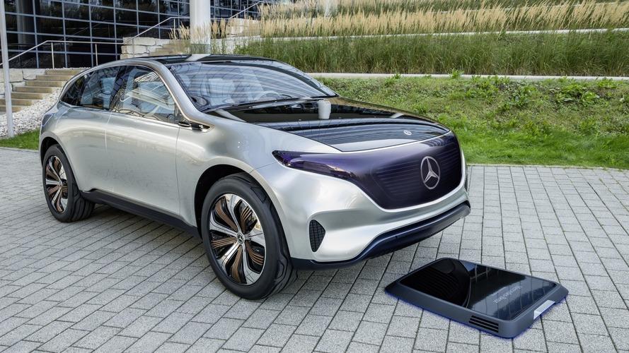 Mercedes ve BAIC Çin'de EV üretmek için anlaşma imzaladı