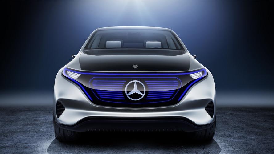 Mercedes'ten BMW i3'e rakip model