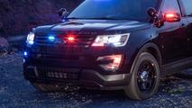 2017 Ford Police Interceptor Utility