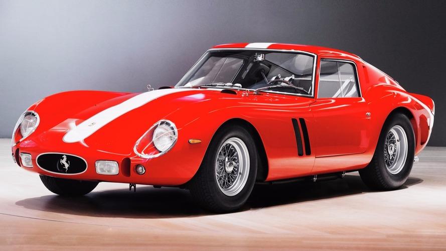 Cette 250 GTO de 1962 est comme au premier jour !
