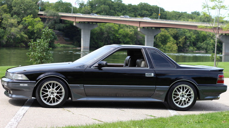 One-of-500 Toyota Soarer Aerocabin heading to auction