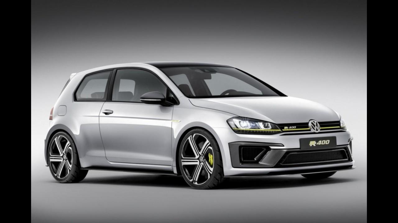 VW Golf R Mayıs veya Haziran'da üretim modelini tanıtabilir