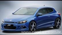 Preparação da ABT eleva a potência do Volkswagen Scirocco para até 240cv