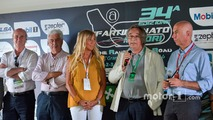 Claudia Peroni, Franco Nugnes and Paolo Ciccarone