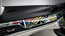 BMW 740Li Individual by Esther Mahlangu